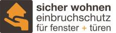 Einbruchschutz für sicheres Wohnen Logo